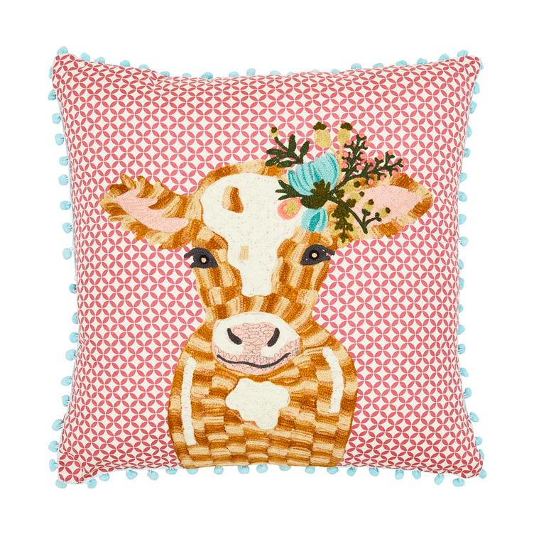 Tierkissen Lady Cow