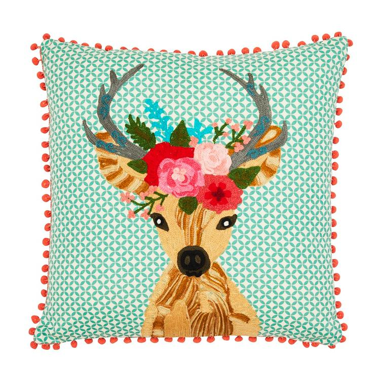 Tierkissen Lady Deer