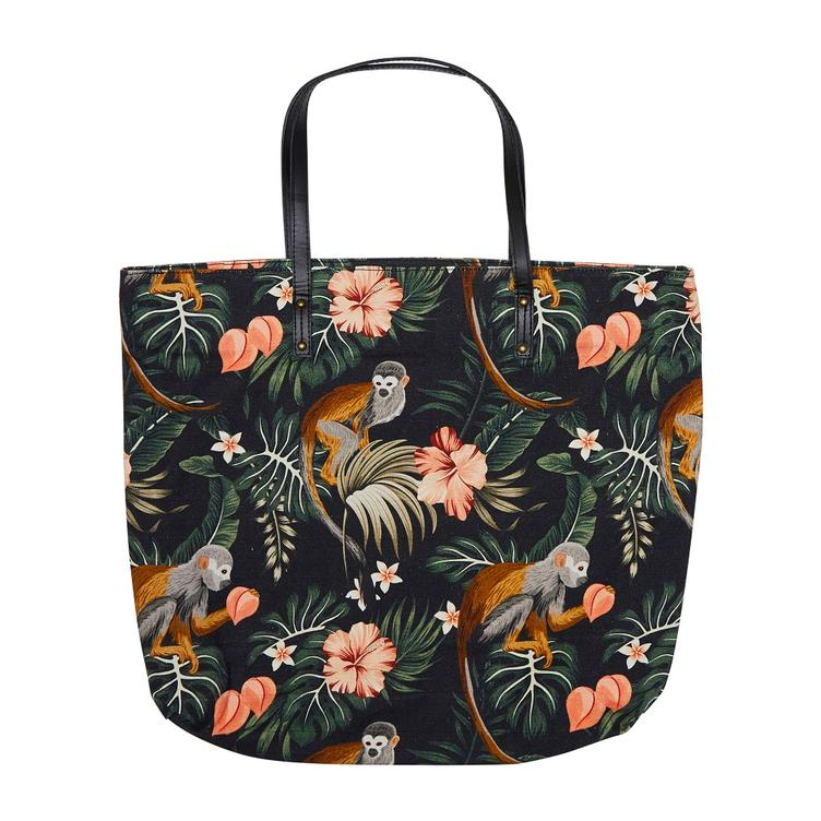XL Tasche Tropical Monkey