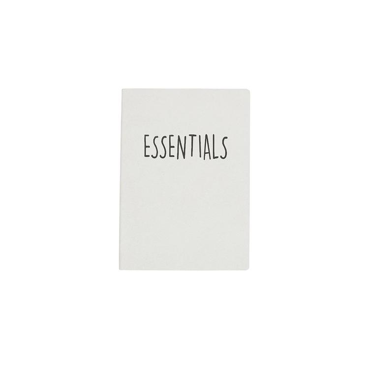 Mini Notizbuch Essentials