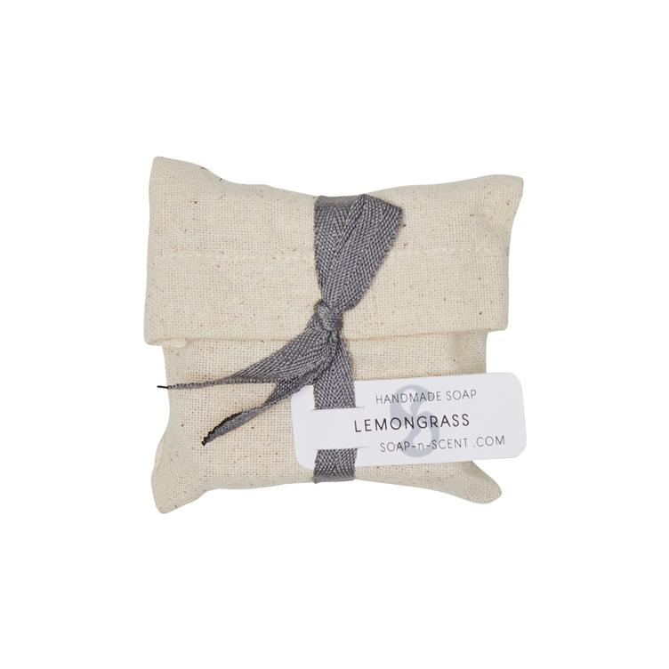 Seife Cotton Bag Lemongrass