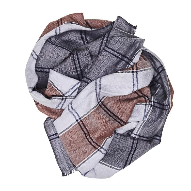 Wollschal Scotland